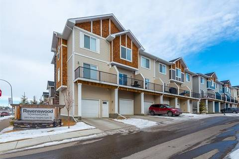 Townhouse for sale at 2802 Kings Heights Gt Southeast Unit 102 Airdrie Alberta - MLS: C4288373