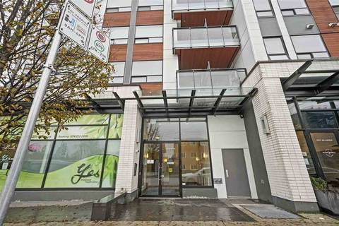 Condo for sale at 2858 4th Ave W Unit 102 Vancouver British Columbia - MLS: R2419407