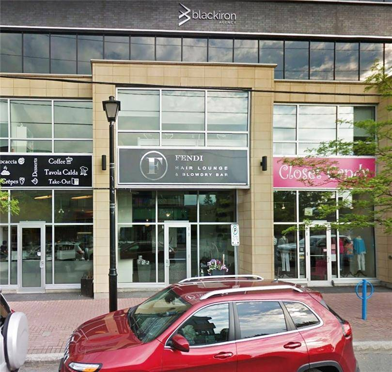 Commercial property for lease at 300 Richmond Rd Apartment 102 Ottawa Ontario - MLS: 1161143