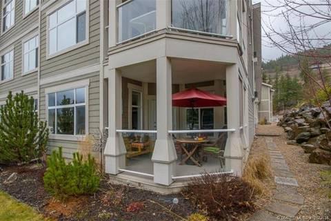 Condo for sale at 302 Mara Lake Ln Unit 102 Sicamous British Columbia - MLS: 10173618