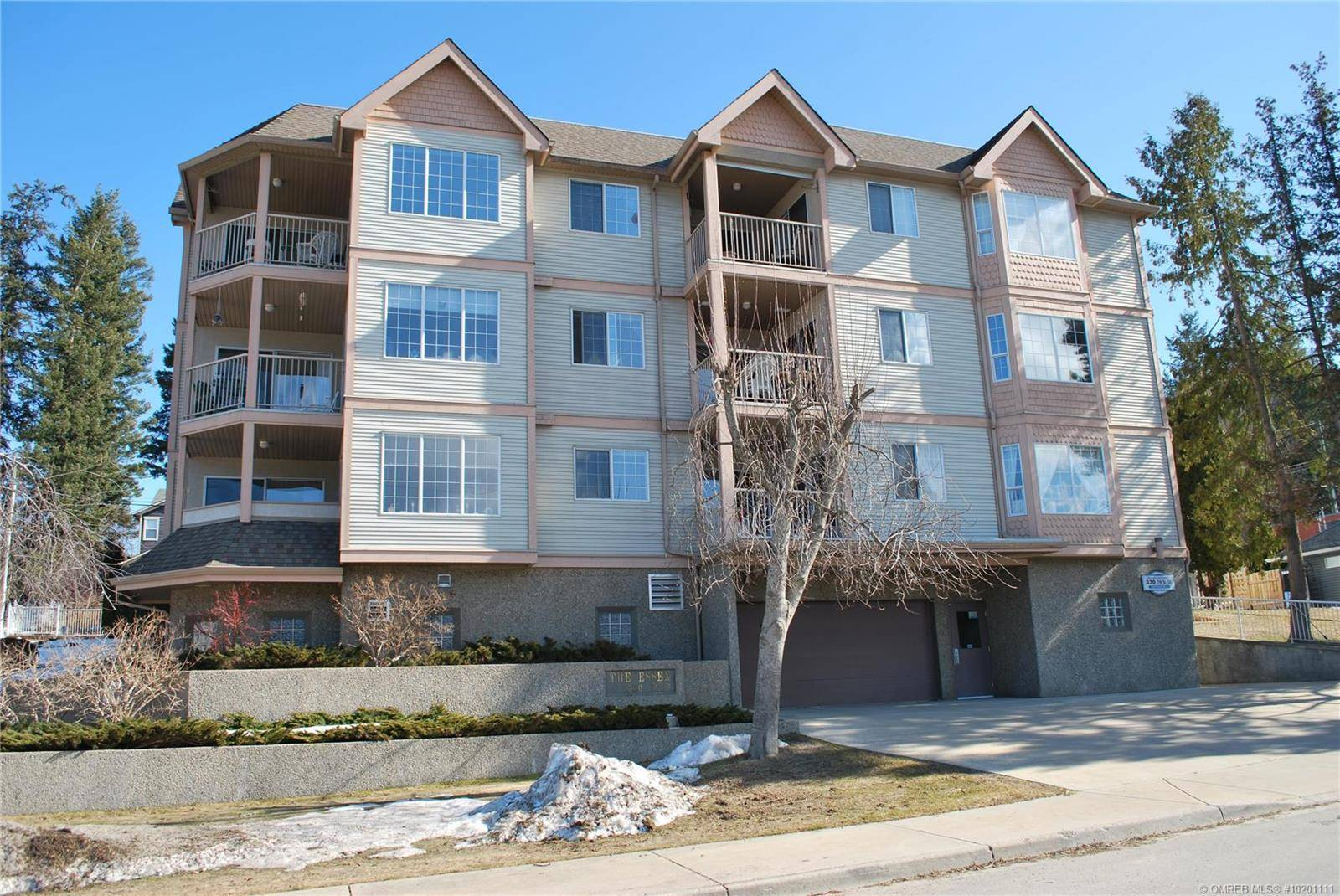 Condo for sale at 330 7 St Southeast Unit 102 Salmon Arm British Columbia - MLS: 10201111