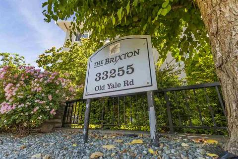 Condo for sale at 33255 Old Yale Rd Unit 102 Abbotsford British Columbia - MLS: R2380757