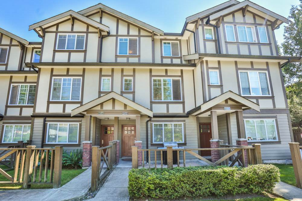 For Sale: 102 - 3333 Dewdney Trunk Road, Port Moody, BC | 3 Bed, 3 Bath Townhouse for $897,000. See 18 photos!