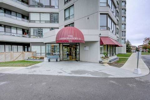 Condo for sale at 350 Alton Towers Circ Unit 102 Toronto Ontario - MLS: E4597153