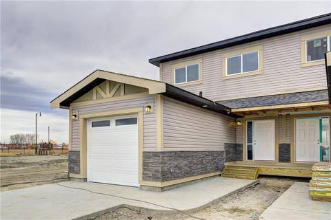 Townhouse for sale at 351 Monteith Dr Se Unit 102 Montrose, High River Alberta - MLS: C4214379