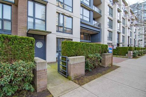 Condo for sale at 3588 Crowley Dr Unit 102 Vancouver British Columbia - MLS: R2347872
