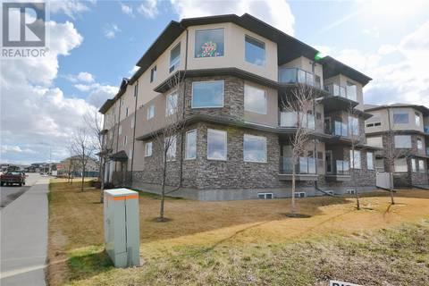 Condo for sale at 3850 Haughton Rd E Unit 102 Regina Saskatchewan - MLS: SK800438