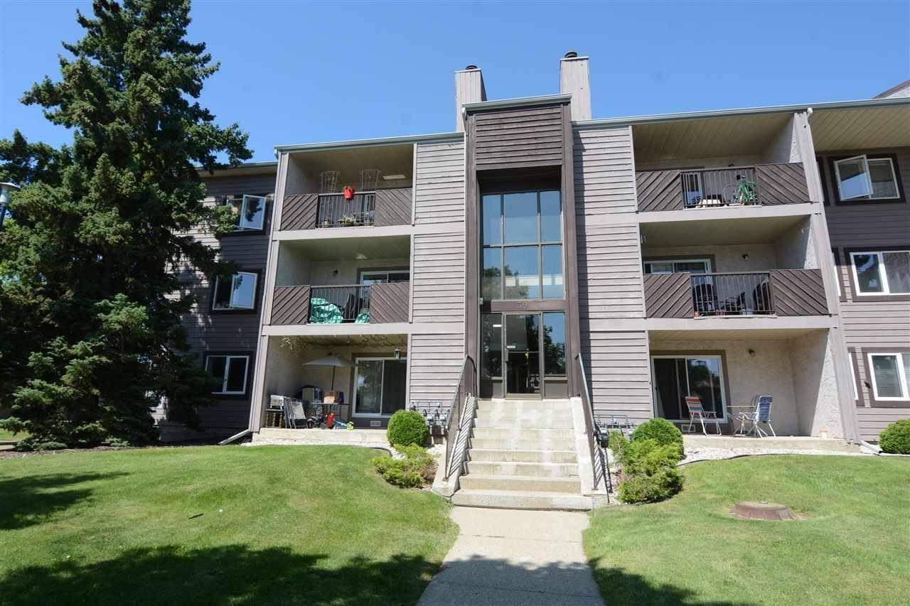 Condo for sale at 39 Akins Dr Unit 102 St. Albert Alberta - MLS: E4185153