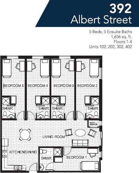 Condo for sale at 392 Albert St Unit 102 Waterloo Ontario - MLS: X4690290