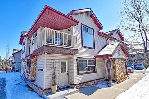 Townhouse for sale at 4 Everridge Sq Southwest Unit 102 Calgary Alberta - MLS: C4292400