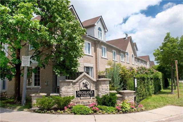 Sold: 102 - 455 Apache Court, Mississauga, ON