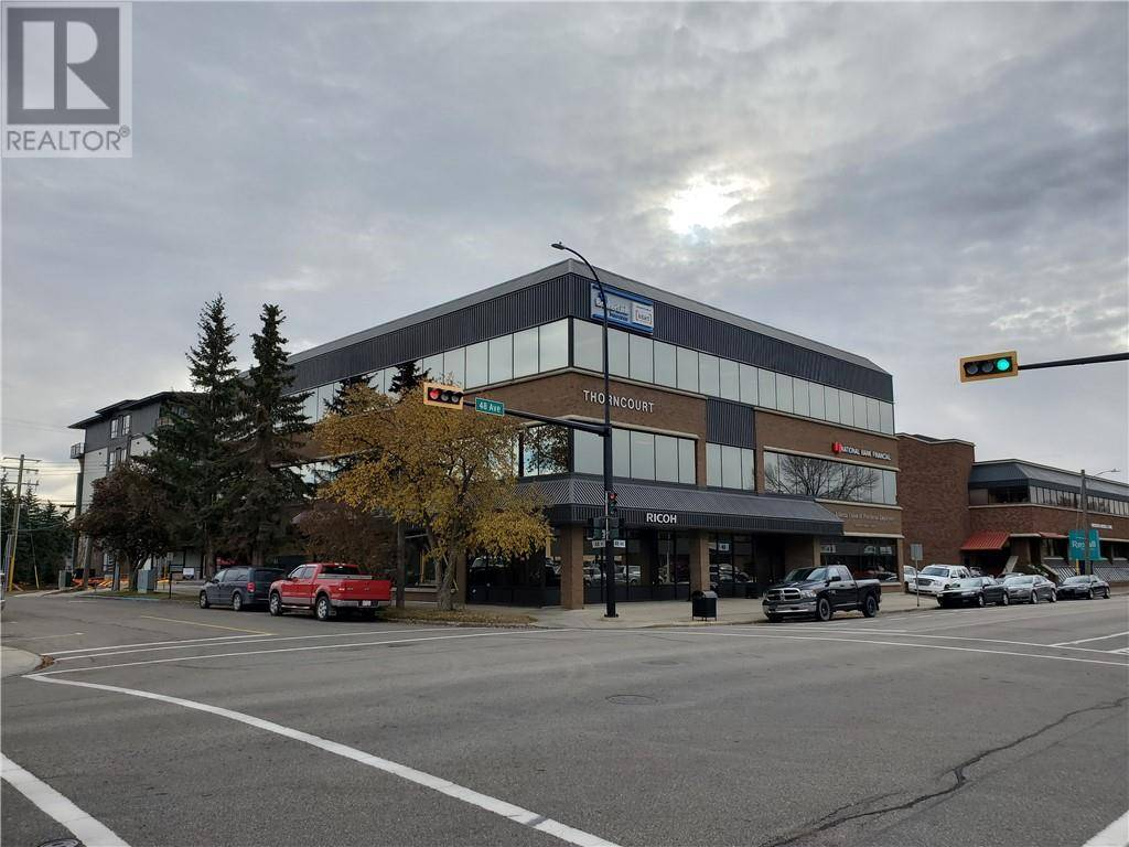 Commercial property for lease at 4719 48 Ave Apartment 102 Red Deer Alberta - MLS: ca0181573