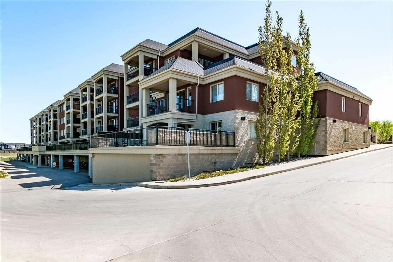 Condo for sale at 501 Palisades Wy Unit 102 Sherwood Park Alberta - MLS: E4216968