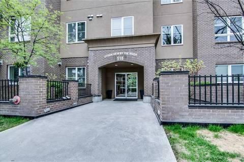 Condo for sale at 518 33 St Northwest Unit 102 Calgary Alberta - MLS: C4290026