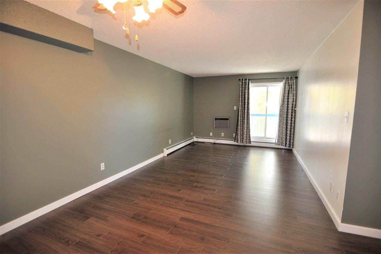 Condo for sale at 5212 48 Av Unit 102 Wetaskiwin Alberta - MLS: E4196901
