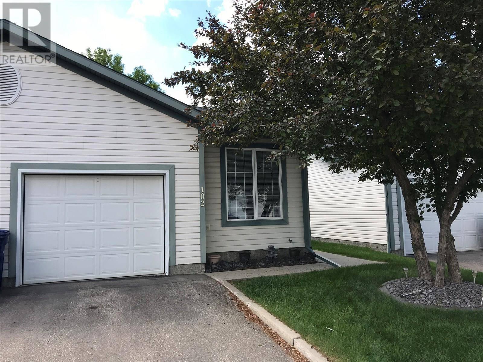 Townhouse for sale at 535 Mcwillie Ave Unit 102 Saskatoon Saskatchewan - MLS: SK781912