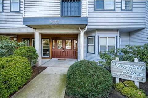 Condo for sale at 5472 11 Ave Unit 102 Delta British Columbia - MLS: R2436382