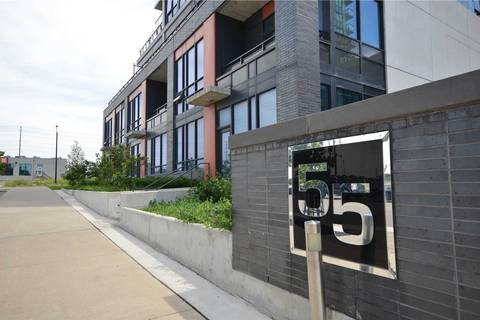 Condo for sale at 55 Eglinton Ave Unit 102 Mississauga Ontario - MLS: W4546991
