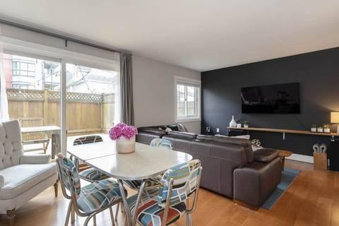Condo for sale at 550 7th Ave E Unit 102 Vancouver British Columbia - MLS: R2349207