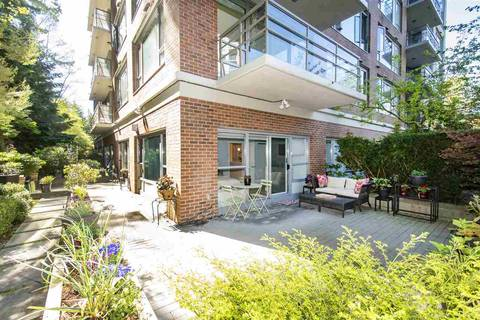 Condo for sale at 5639 Hampton Pl Unit 102 Vancouver British Columbia - MLS: R2360706