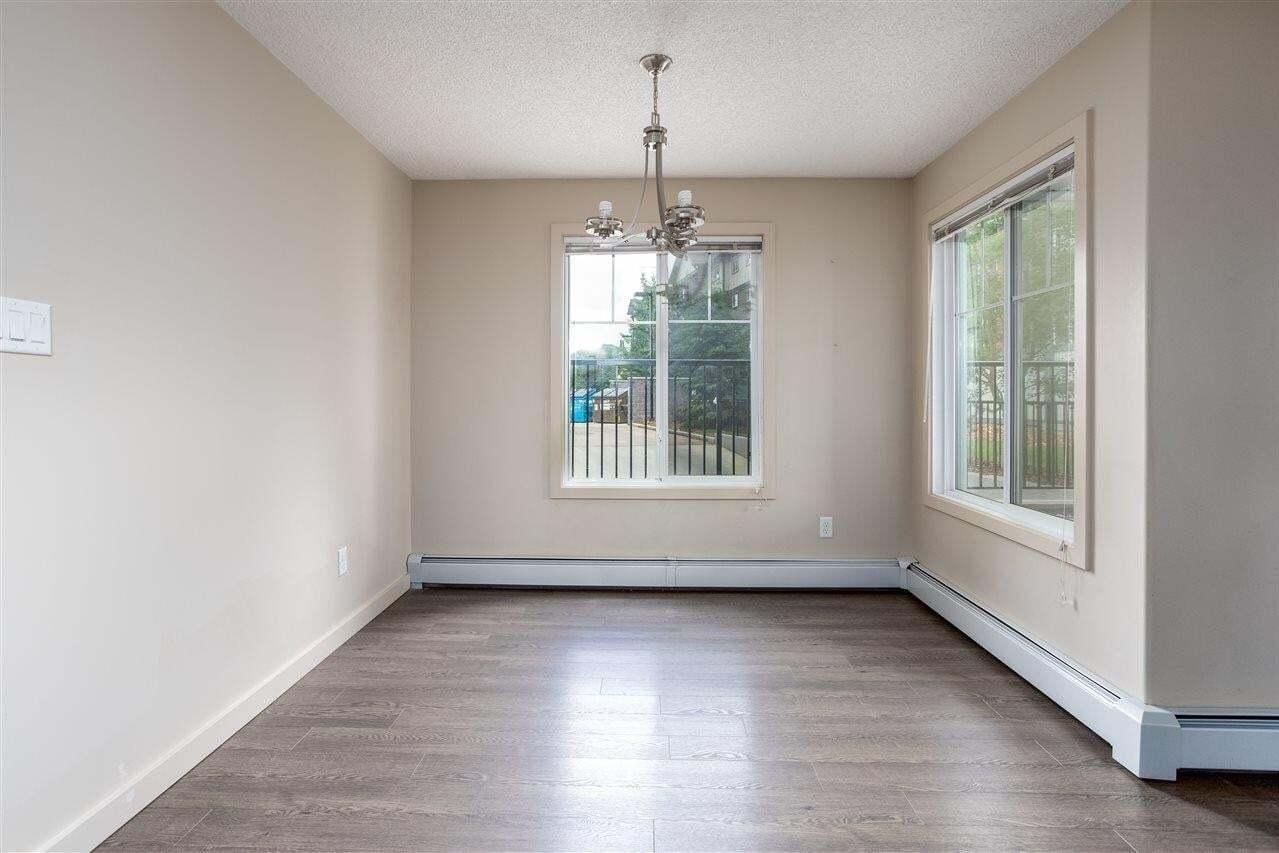 Condo for sale at 6084 Stanton Dr SW Unit 102 Edmonton Alberta - MLS: E4205314
