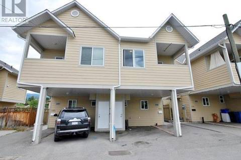 Townhouse for sale at 610 Beames Ln Unit 102 Penticton British Columbia - MLS: 179455