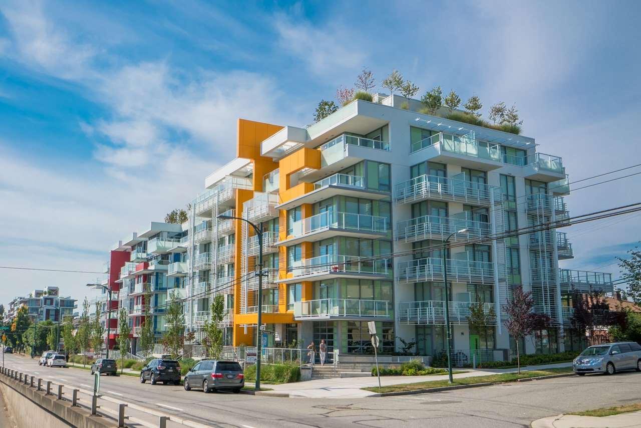 Buliding: 655 W 41st Avenue, Vancouver, BC