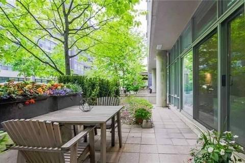 Commercial property for lease at 66 Portland St Apartment 102 Toronto Ontario - MLS: C4687304