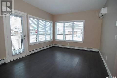Condo for sale at 702 Hart Rd Unit 102 Saskatoon Saskatchewan - MLS: SK772148