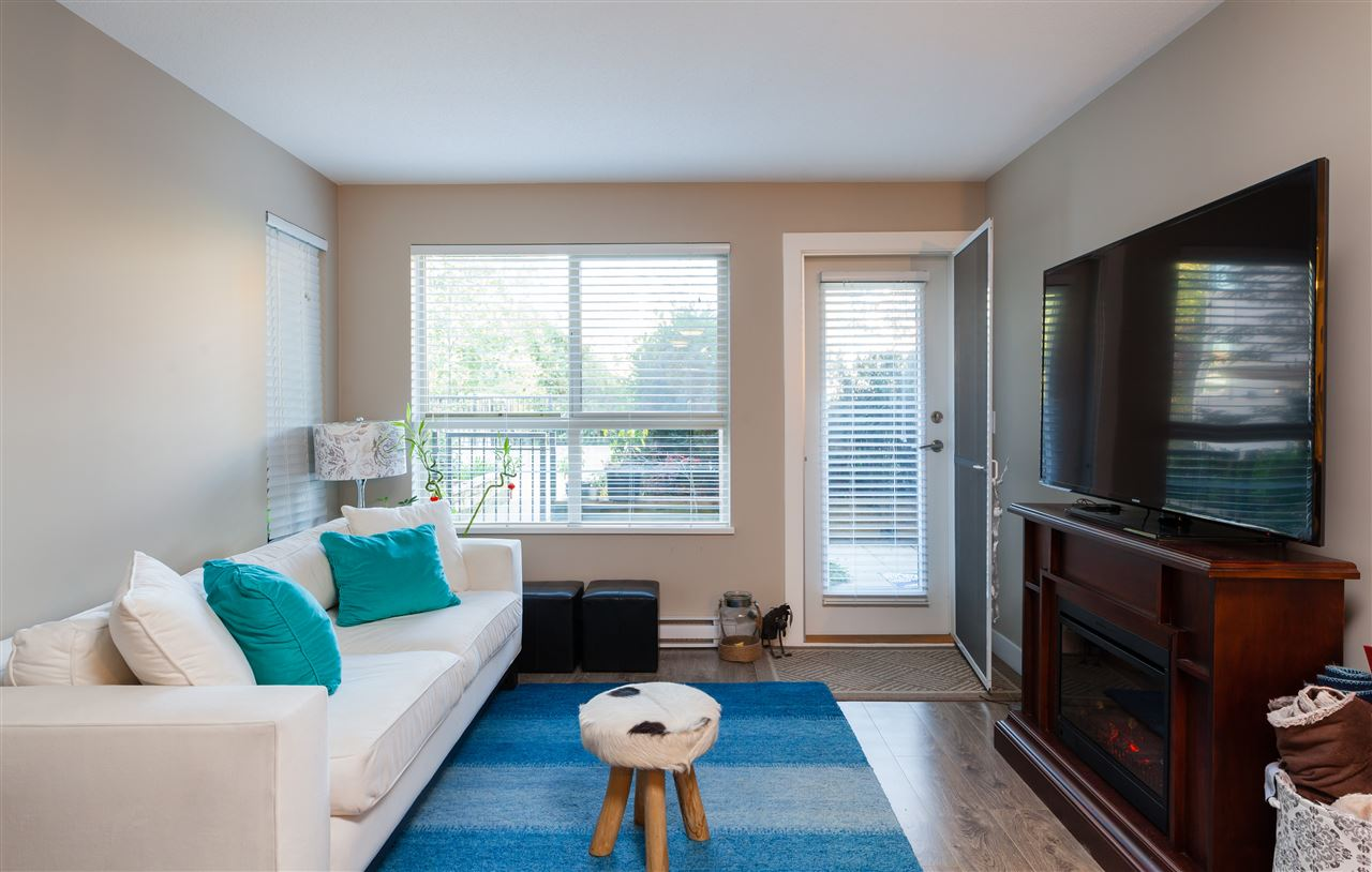 For Sale: 102 - 7131 Stride Avenue, Burnaby, BC | 2 Bed, 2 Bath Condo for $679,000. See 20 photos!