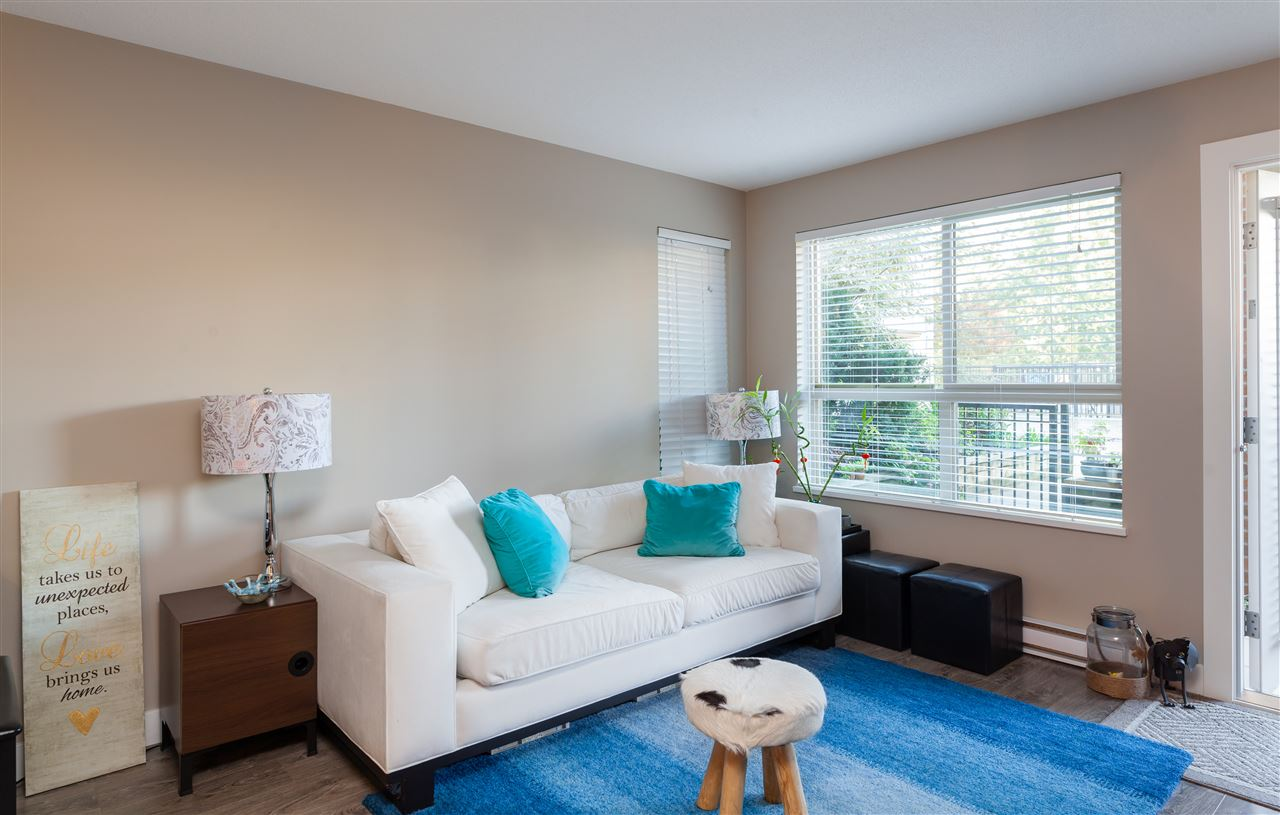 Sold: 102 - 7131 Stride Avenue, Burnaby, BC