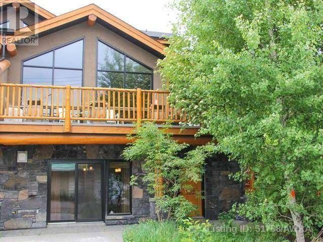 Townhouse for sale at 714 3rd St Unit 102 Canmore Alberta - MLS: 51758