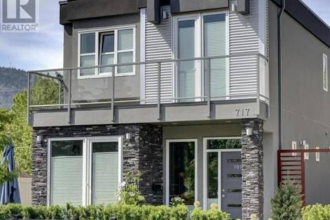 Townhouse for sale at 717 Churchill Ave Unit 102 Penticton British Columbia - MLS: 178821