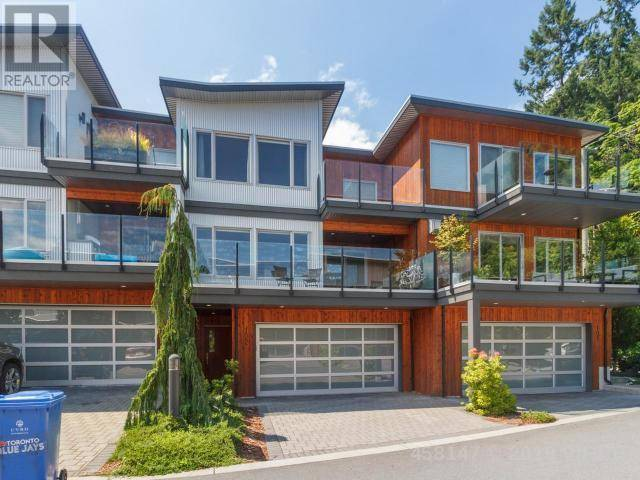 Townhouse for sale at 744 Handy Rd Unit 102 Mill Bay British Columbia - MLS: 458147