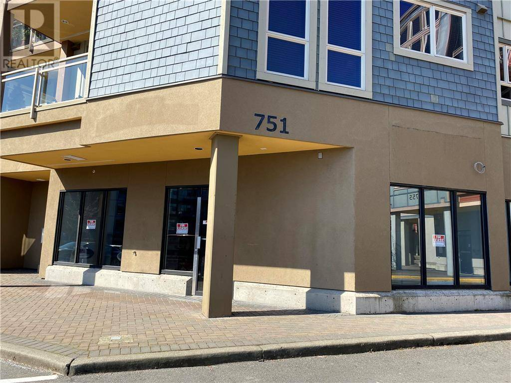 Commercial property for sale at 751 Goldstream Ave Unit 102 Victoria British Columbia - MLS: 423435
