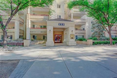 Condo for sale at 777 3 Ave Southwest Unit 102 Calgary Alberta - MLS: C4295425