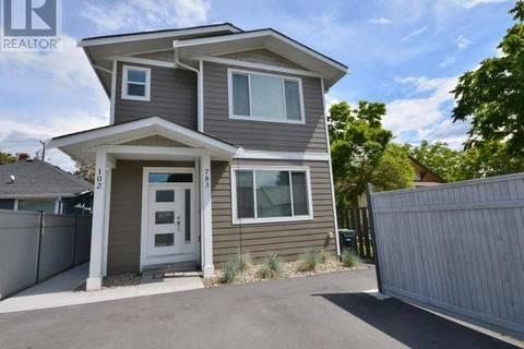 Townhouse for sale at 783 Argyle St Unit 102 Penticton British Columbia - MLS: 178597
