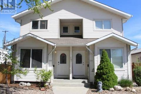 Townhouse for sale at 791 Kamloops Ave Unit 102 Penticton British Columbia - MLS: 178120