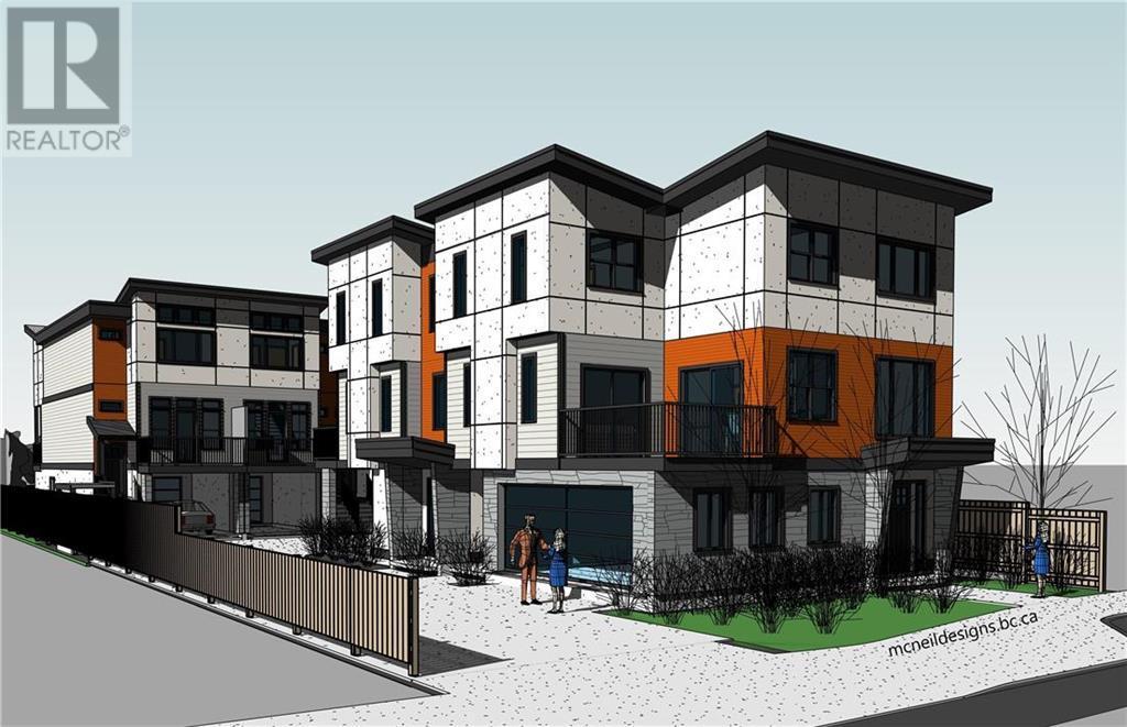 Buliding: 817 Arncote Avenue, Victoria, BC