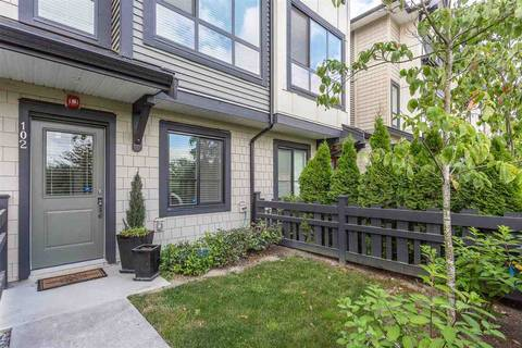 Townhouse for sale at 8570 204 St Unit 102 Langley British Columbia - MLS: R2381762