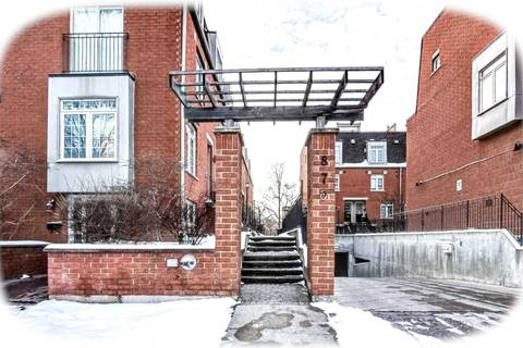Condo for sale at 870 Jane St Unit 102 Toronto Ontario - MLS: W4693297