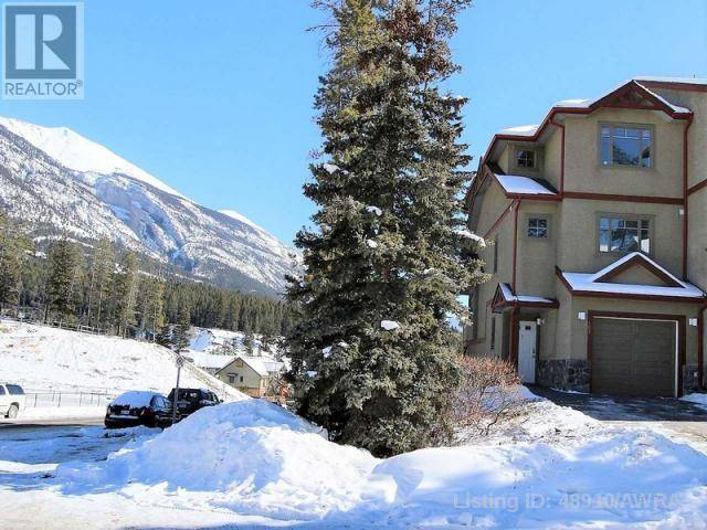 Buliding: 901 Benchlands Trail, Canmore, AB