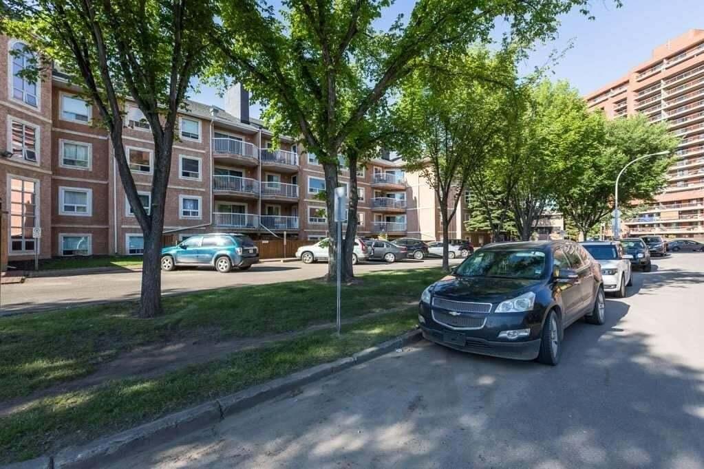 Condo for sale at 9010 106 Av NW Unit 102 Edmonton Alberta - MLS: E4216396