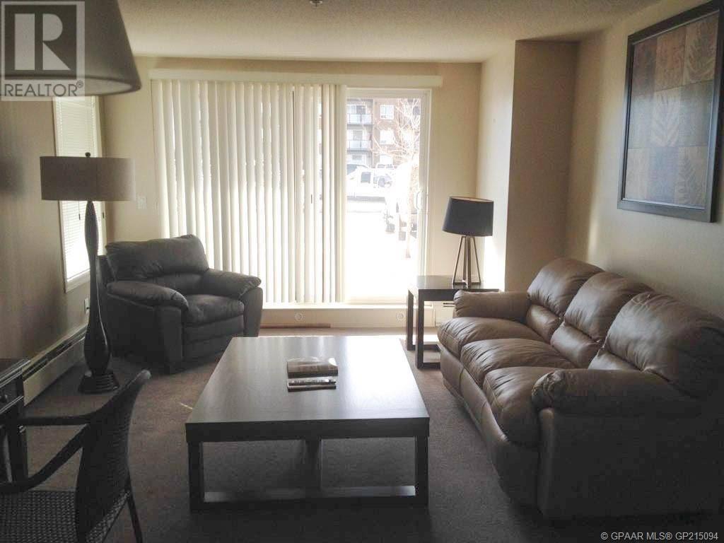 Condo for sale at 9124 96 Ave Unit 102 Grande Prairie Alberta - MLS: GP215094