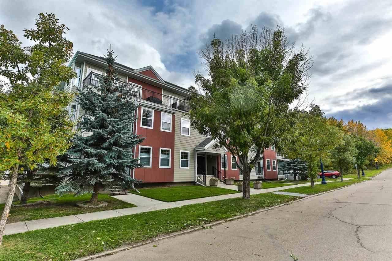 Condo for sale at 9739 92 St Nw Unit 102 Edmonton Alberta - MLS: E4175012