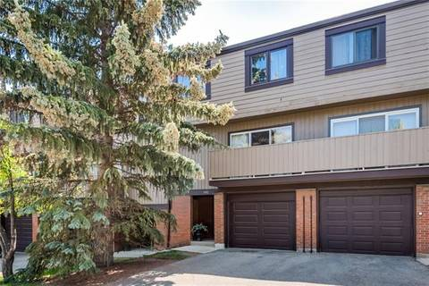 Townhouse for sale at 9803 24 St Southwest Unit 102 Calgary Alberta - MLS: C4257165