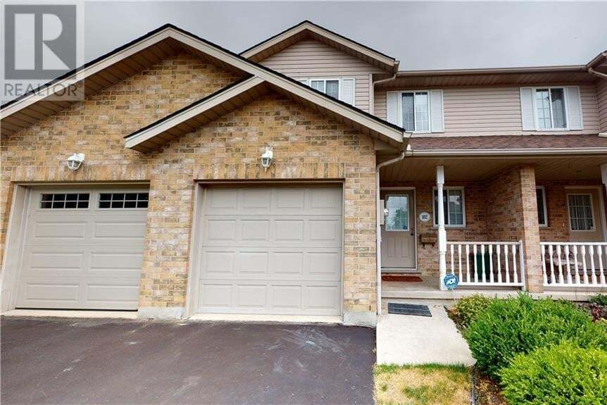 Townhouse for sale at 102 Athlone Cres Stratford Ontario - MLS: 30825241