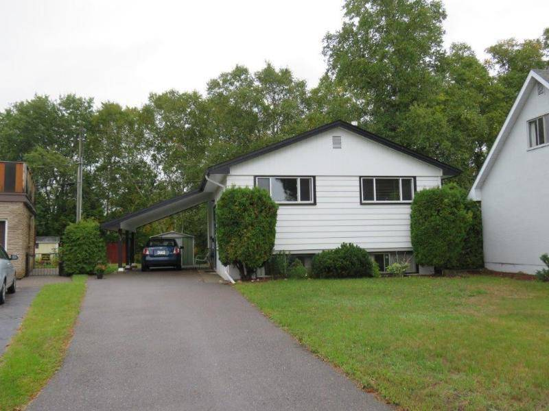 House for sale at 102 Bentwood Dr Thunder Bay Ontario - MLS: TB193093