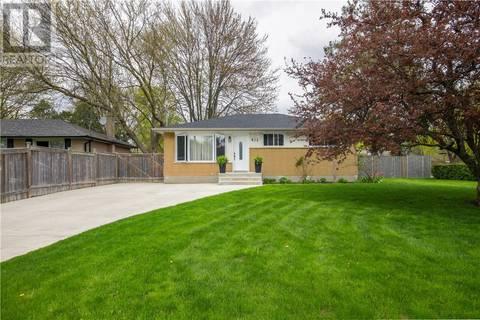 House for sale at 102 Burnside Dr London Ontario - MLS: 195015