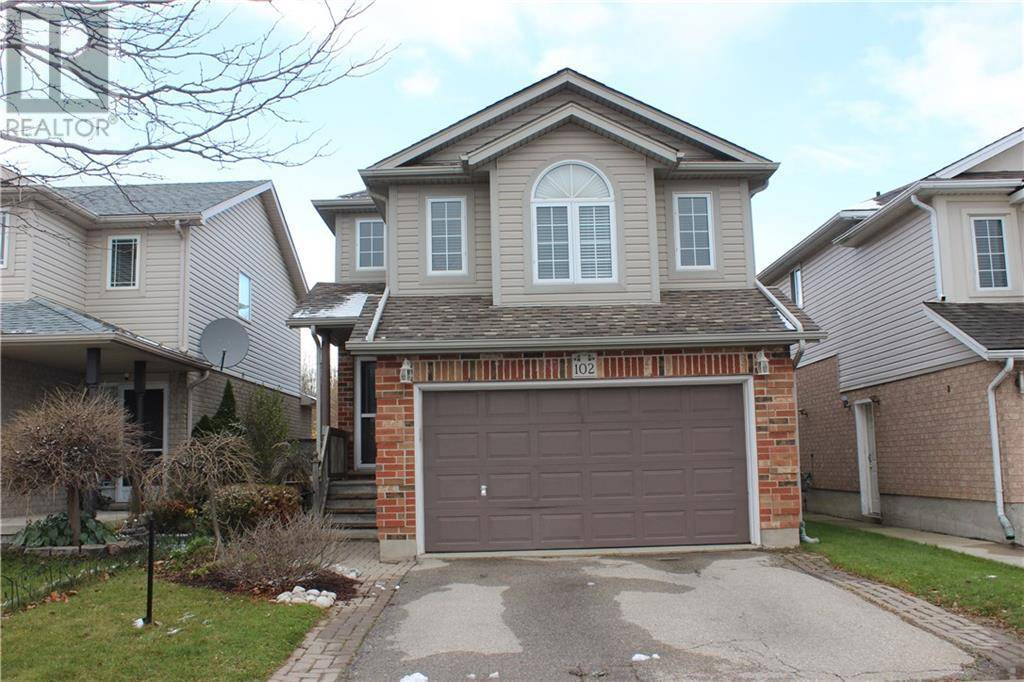 House for sale at 102 Cotton Grass St Kitchener Ontario - MLS: 30776539